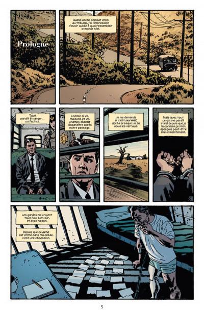 Page 1 Fatale tome 4 - Toutes les larmes du ciel