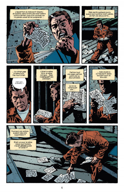 Page 2 Fatale tome 4 - Toutes les larmes du ciel