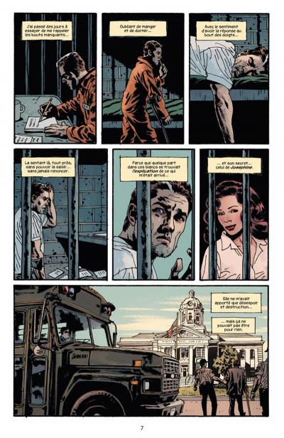 Page 3 Fatale tome 4 - Toutes les larmes du ciel