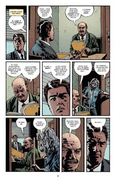 Page 4 Fatale tome 4 - Toutes les larmes du ciel