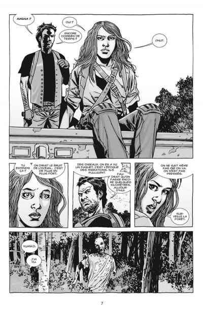 Page 1 Walking Dead tome 22