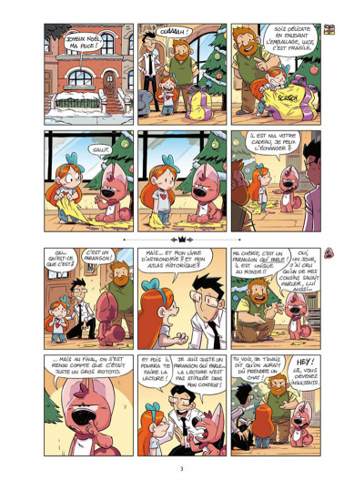 Page 1 Hector tome 1 - Manigances et coups tordus