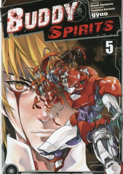 image de Buddy Spirits tome 5
