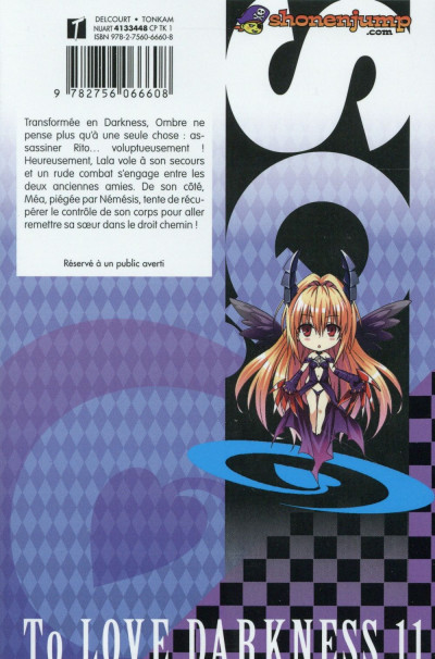 Dos To Love - Darkness tome 11