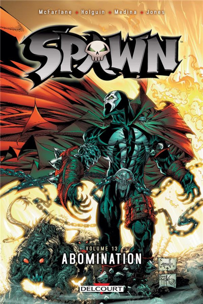 image de Spawn tome 13 - Abomination