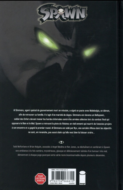 Dos Spawn tome 13 - Abomination
