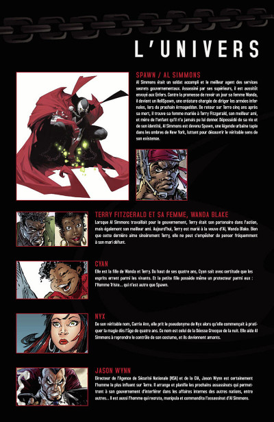 Page 5 Spawn tome 13 - Abomination