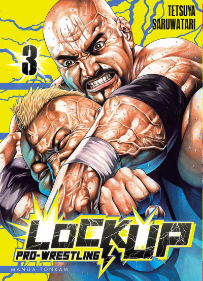 Couverture Lock Up tome 3