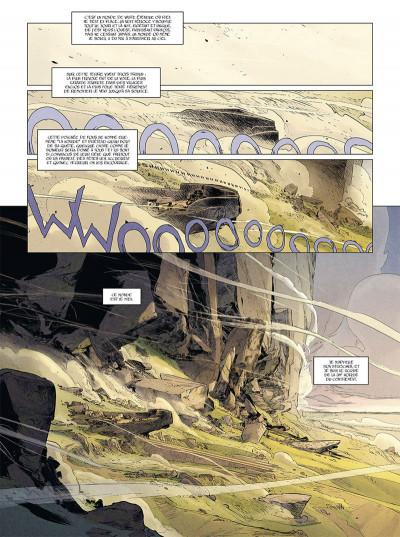Page 1 La Horde du Contrevent tome 1 + ex-libris offert