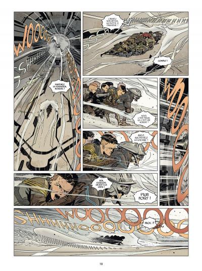 Page 4 La Horde du Contrevent tome 1 + ex-libris offert