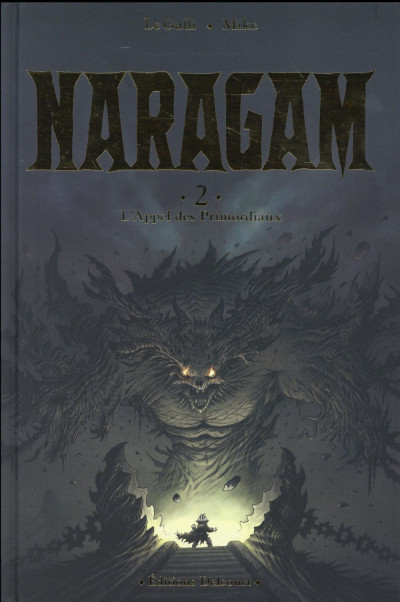 Couverture Naragam tome 2