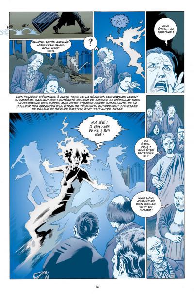 Page 0 L'étrange vie de Nobody Owens tome 1