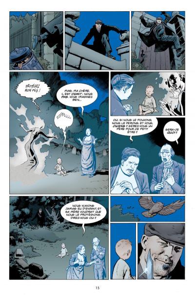 Page 1 L'étrange vie de Nobody Owens tome 1