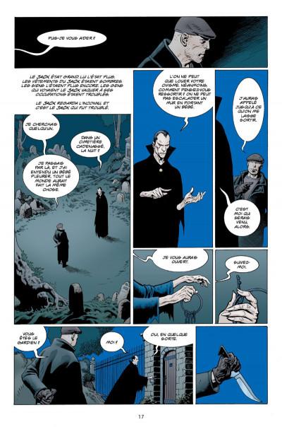 Page 3 L'étrange vie de Nobody Owens tome 1