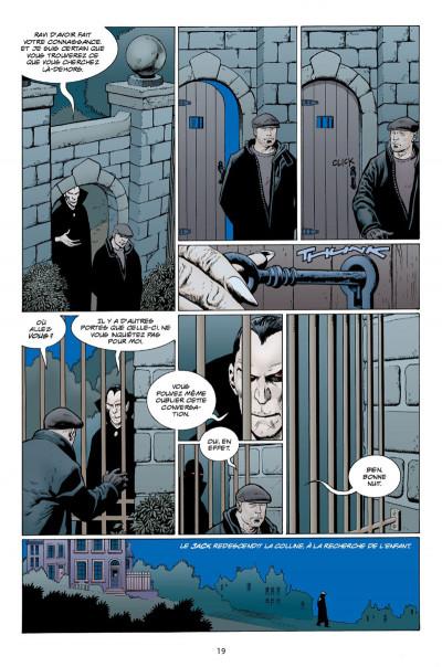 Page 5 L'étrange vie de Nobody Owens tome 1