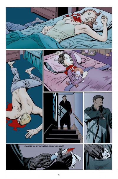 Page 2 L'étrange vie de Nobody Owens tome 1