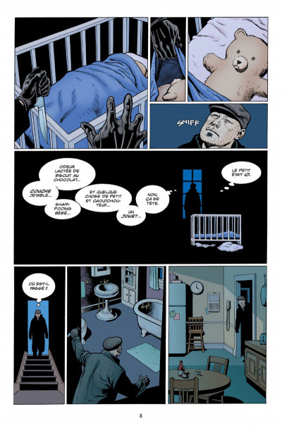 Page 4 L'étrange vie de Nobody Owens tome 1