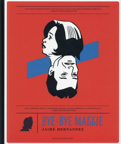 Couverture Bye-Bye Maggie