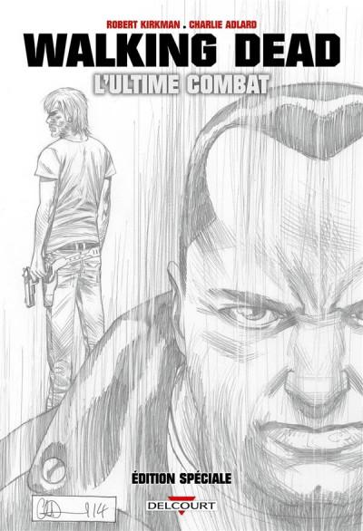 Couverture Walking dead - l'ultime combat (édition spéciale)
