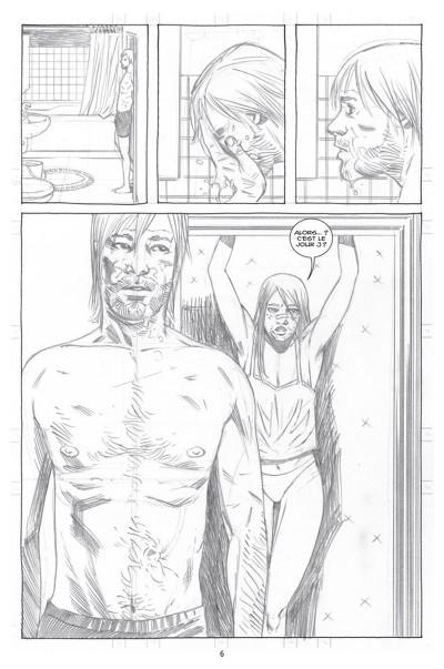 Page 4 Walking dead - l'ultime combat (édition spéciale)