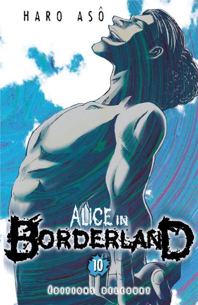 Couverture Alice in Borderland tome 10