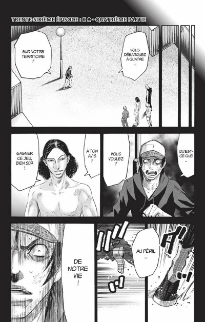 Page 4 Alice in Borderland tome 10