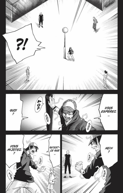 Page 5 Alice in Borderland tome 10