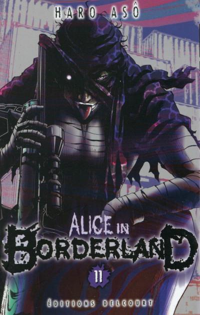 Couverture Alice in Borderland tome 11