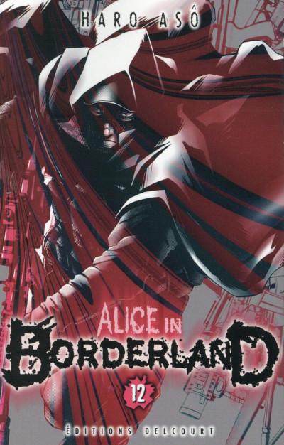 Couverture Alice in Borderland tome 12