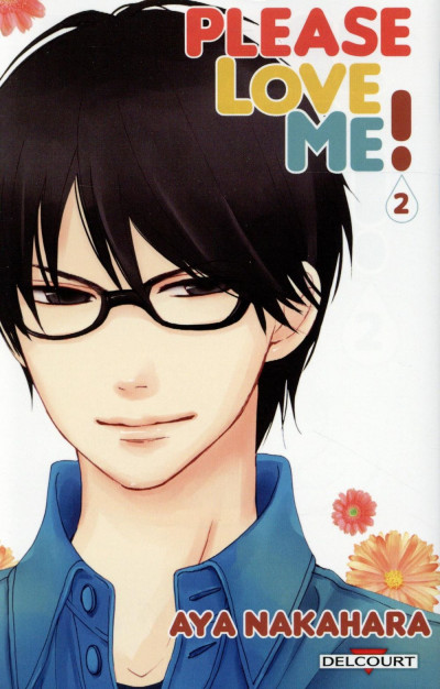 Couverture Please Love Me ! tome 2