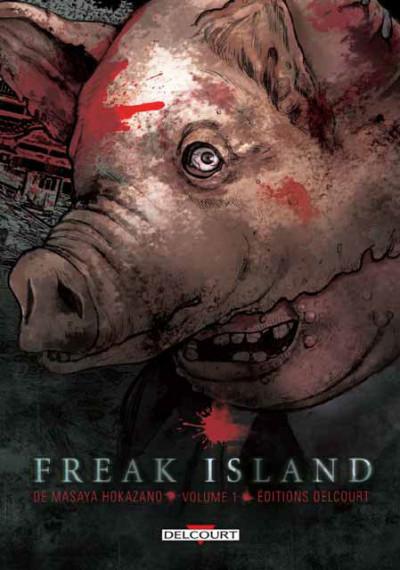 image de Freak Island tome 1