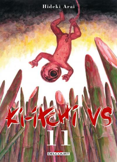 Couverture Ki-itchi VS tome 11