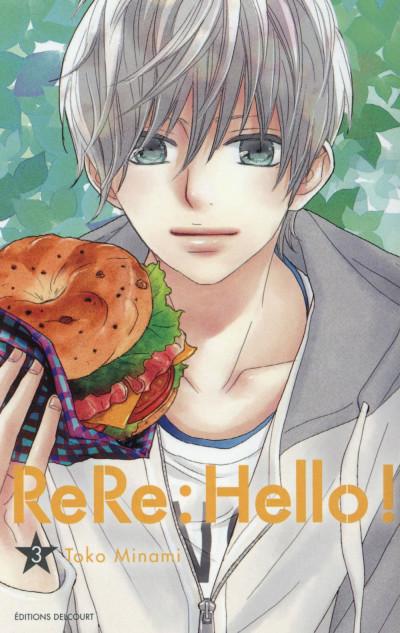 image de ReRe : Hello ! tome 3