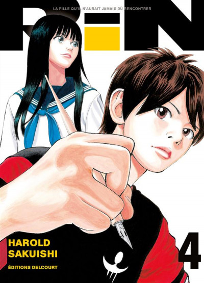 Couverture Rin tome 4