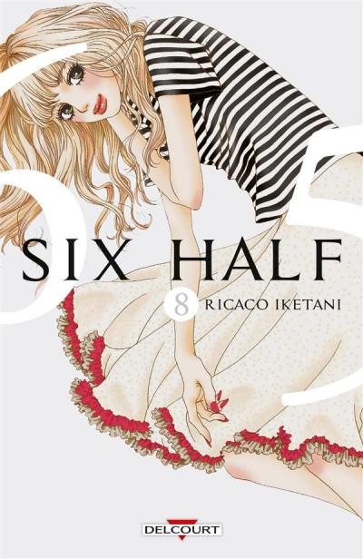 Couverture Six half tome 8