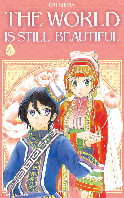 Couverture The World is still Beautiful tome 4