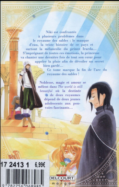 Dos The world is still beautiful tome 6