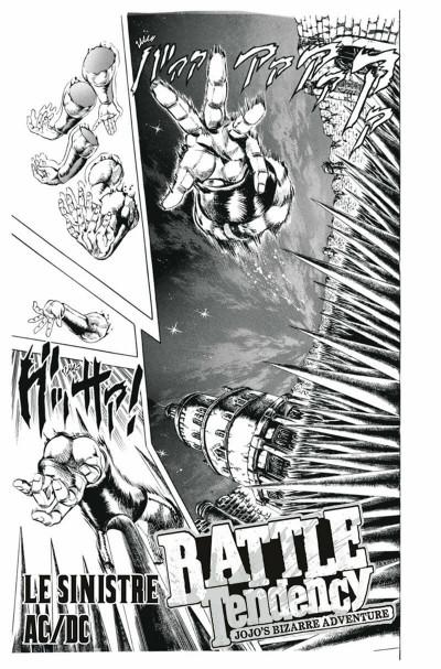 Page 6 Jojo's Bizarre Adventure - Battle Tendency tome 4