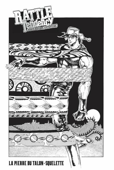 Page 6 Jojo's Bizarre Adventure - Battle Tendency tome 6