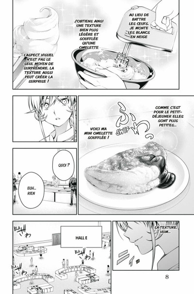 Page 7 Food Wars tome 5