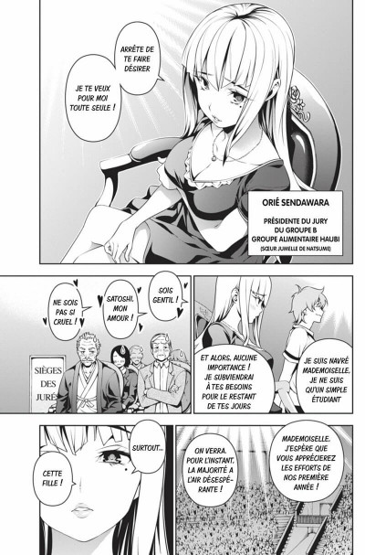 Page 0 Food Wars tome 7