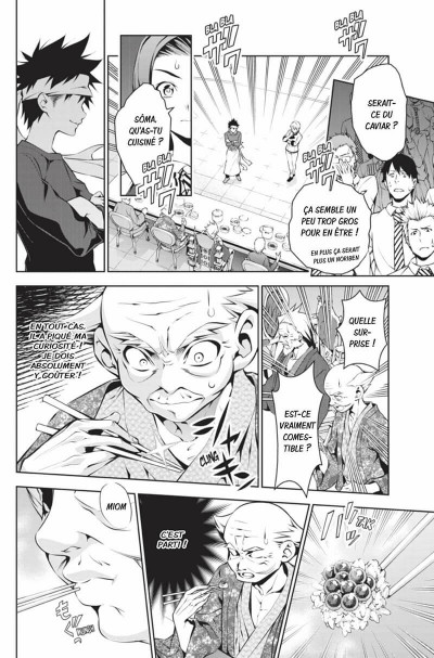 Page 7 Food wars tome 9