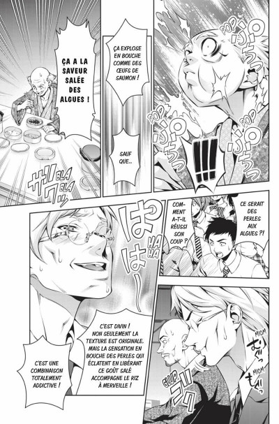 Page 8 Food wars tome 9