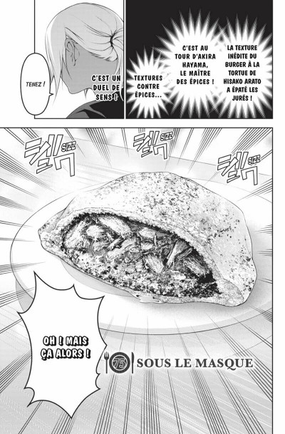 Page 6 Food wars tome 10