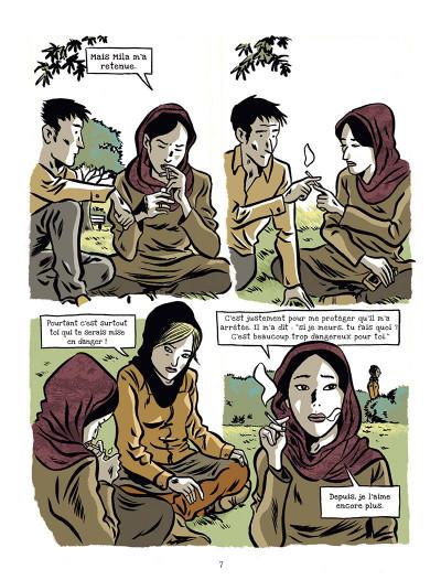 Page 4 Love story à l'iranienne