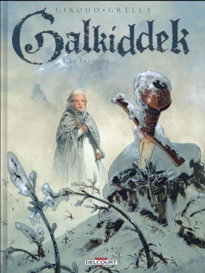 Couverture Galkiddek tome 3