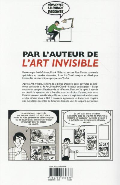 Dos Réinventer la bande dessinée