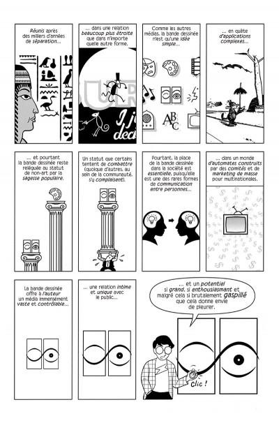 Page 3 Réinventer la bande dessinée