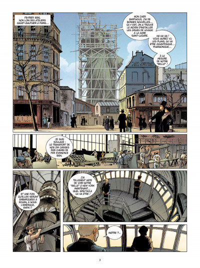 Page 1 L'Homme de l'année tome 11