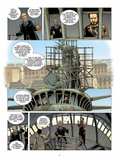 Page 2 L'Homme de l'année tome 11